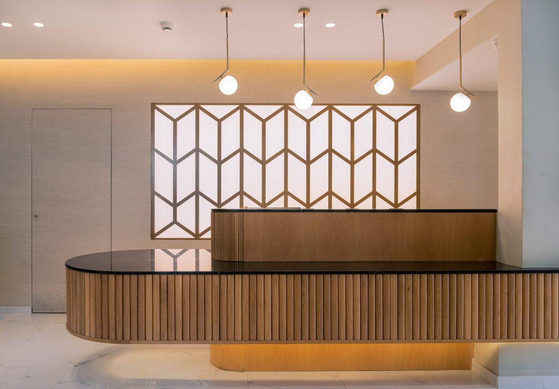 Reception area I